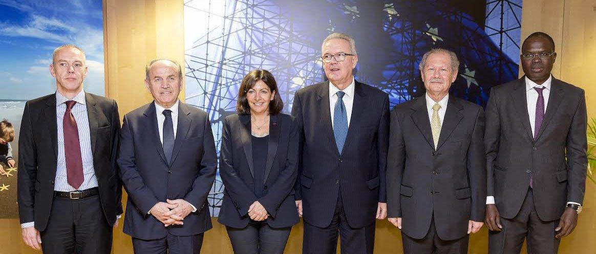 Partenariat de CGLU avec l'Union Européenne