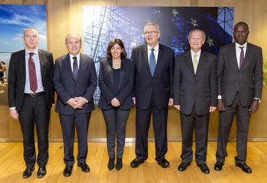 UE-CGLU: una alianza estratégica para el desarrollo