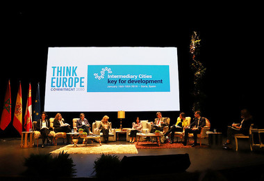 #ThinkEurope: Repensar las ciudades intermedias para repensar Europa