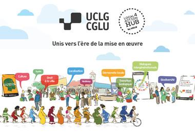 Le président de CGLU vous présente ses meilleurs vœux pour la nouvelle année 2020