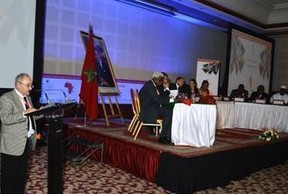 Resolutions Afrique-Marrakech 2014