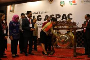 1st ASPAC culture forum