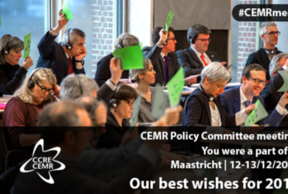 CEMR Policy Committee meeting