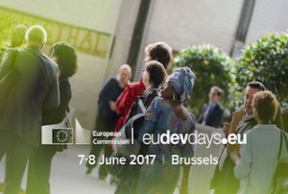 UCLG Africa at the European Development Days 2017