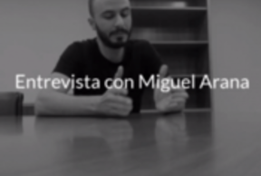 Interview with Miguel Arana about the initiatives carried out by the City Council of Madrid on participatory democracy and Human Rights