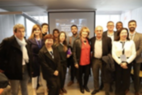 The Community of Practice on #CitiesforHousing meets in Madrid to define a joint strategy