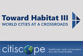 Habitat III commentary series of Citiscope