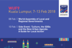 Culture at WUF9