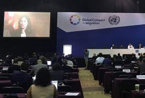 Contribución al Pacto Mundial para la Migración Segura, Ordenada y Regular