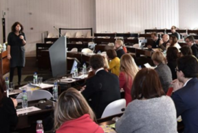 Difficulties and solutions in implementing the gender vision are shared in Brussels