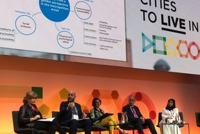 Metropolises take center stage at the Smart City Expo