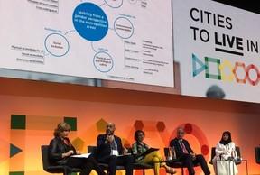 Métropoles prendre la scène à la Smart City Expo