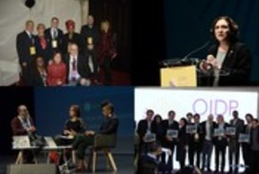 Merci pour votre contribution à faire possible la 18ème conférence de l'OIDP !