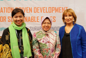 Implementing the SDG #5: UCLG supports women in politics