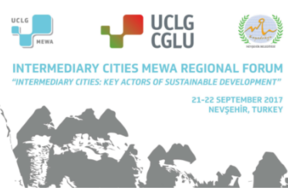 Intermediary cities Middle East and Wes Asia Regional Forum