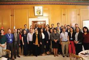Municipalities Hosting Refugees from MEWA & Beyond Team Up for Promoting Local Economic Development