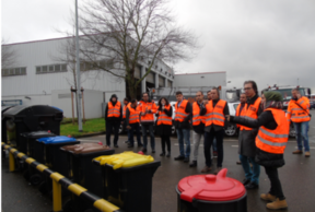 Turkish municipalities' technical visit to Cologne-Germany
