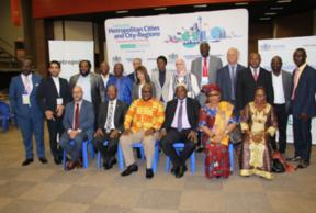 Les grandes villes africaines s'accordent pour le lancement du forum des métropoles africaines
