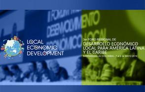 3er Foro Regional de Desarrollo Económico Local para América Latina y el Caribe