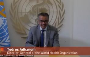 CGLU appelle à renforcer l'OMS et le dialogue structurel sur la santé au niveau mondial