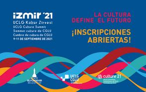 Cumbre de Cultura de CGLU en Izmir: inscripciones y programa
