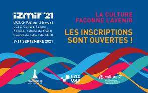 Sommet Culture de CGLU à Izmir: inscriptions et programme