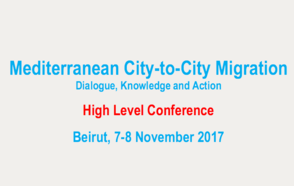 Save the Date: High Level Conference of the Mediterranean City to city Migration Project in Beirut