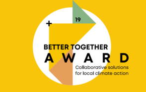 A pioneering award to find the world's best collaborations for climate action