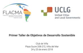 Taller de Objetivos de Desarrollo Sostenible Viña del Mar