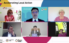 Local4Action HUBs and the Recovery in the HLPF 2021: Showcasing and synchronizing local practices and initiatives on sustainability as leverage for SDG acceleration