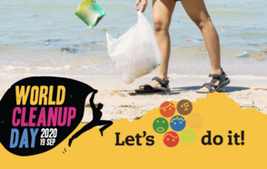 World Clean Up Day 2020 - Global Campaign on cigarette butts