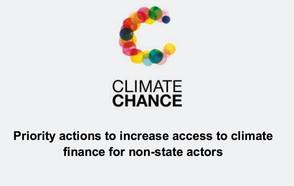 Acciones prioritarias para aumentar el acceso a la financiación climática para los actores no estatales