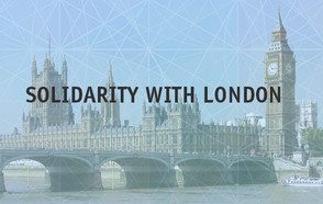 Solidarity with London