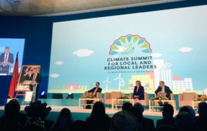 The Climate Summit for Local and Regional Leaders