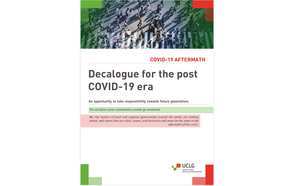 Decalogue for the post COVID-19 era