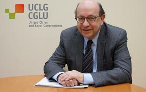 Josep Roig, UCLG Secretary General