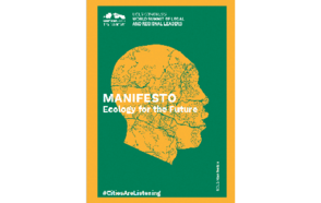 MANIFESTO: Ecology for the Future