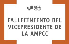 Fallecimiento del Vicepresidente de la AMPCC