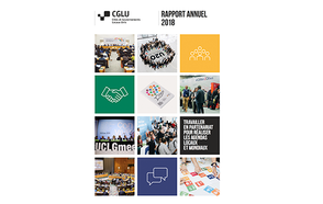 Rapport Annuel 2018 - Travailler en partenariat pour réaliser les agendas locaux et mondiaux