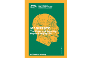 MANIFESTO:  The Future of Equality: Beyond Beijing+25