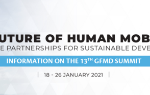 13th GFMD Summit 2021 - The Future of Human Mobility
