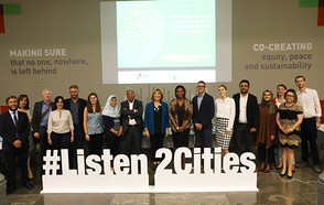 UCLG Regional Sections and the Global Covenant of Mayors discuss first common steps to localize climate action
