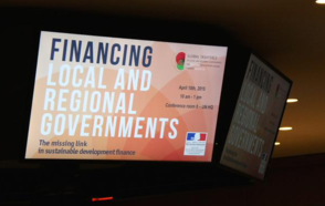 Local and regional authorities mobilize for the Third International Conference on Financing for Development