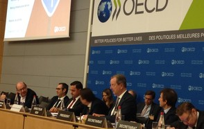 UCLG reinforces the importance of unlocking local finance at OECD Governance of Infrastructure Forum