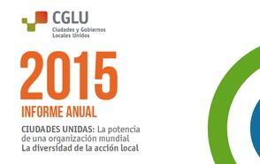 Informe anual 2015: Todo lo que debes saber sobre la diversidad de la acción local a nivel global
