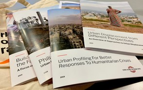 Global Alliance for Urban Crises launches knowledge products at Humanitarian Networking and Partnerships Week 2019