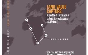 Land value capture. A method to finance urban investments in Africa