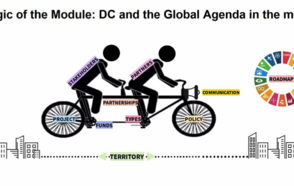 La diplomacia de las ciudades para lograr la agenda 2030 en la región MEWA