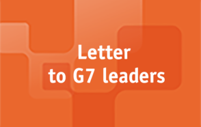 letter to G7 leaders