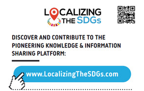 Global Taskforce, UNDP and UN-Habitat launch engagement platform on localizing the SDGs